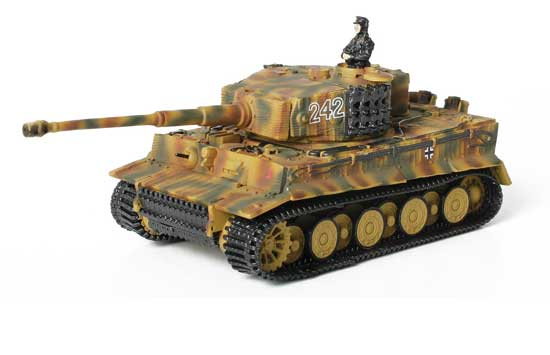German Tiger I 1/72