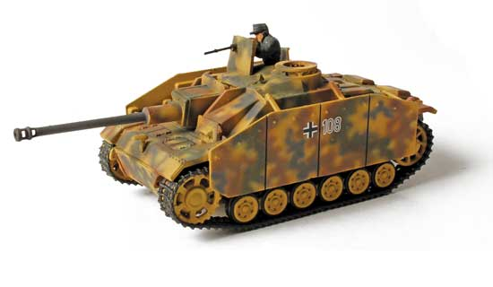 German StuG III Ausf, G 1/72