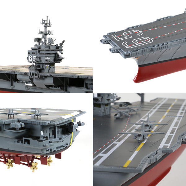 USS Enterprise CVN-65 1/700