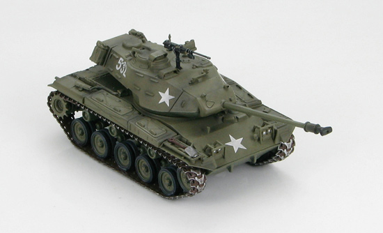 US M41A3 Bulldog 1/72