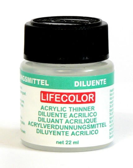 DILUANT ACRYLIC (THINNER) 20ml