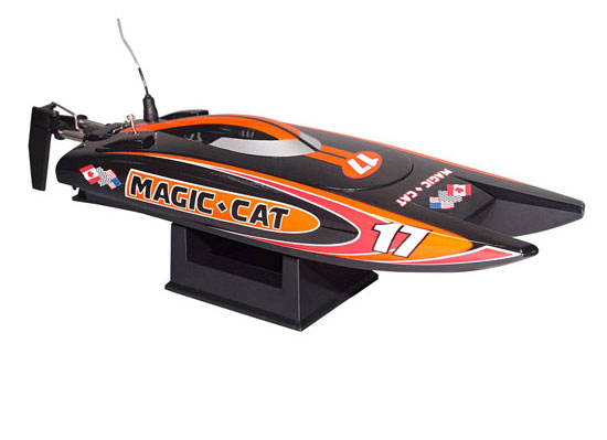 Micro Magic cat RTR V3