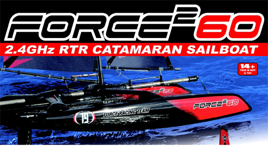 Force 2 Catamaran RTS