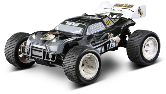 JANTES + PNEUS MONSTER TRUGGY