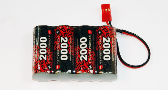 PACK Rx S 4.8V/EP-2000UV JR