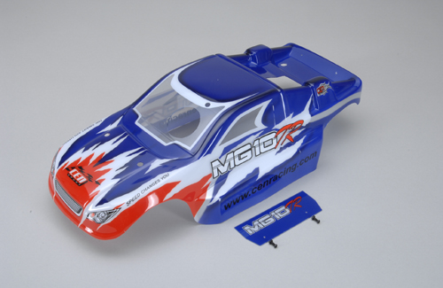 CARROSSERIE MG10 TRUGGY BLEU