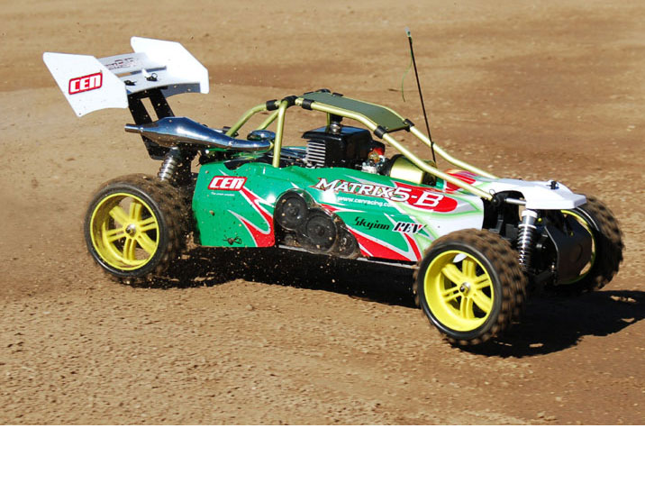 MATRIX BUGGY 2WD GP 1/5