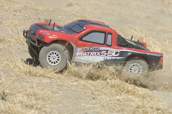 MATRIX SC 2WD GP 1/5