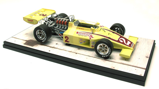 INDY EAGLE 1973 1/18