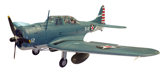 SBD Dauntless PNP ARF