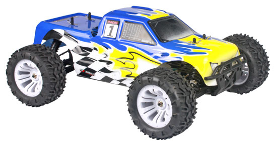 MONSTER EP BLEU RTR 1/10