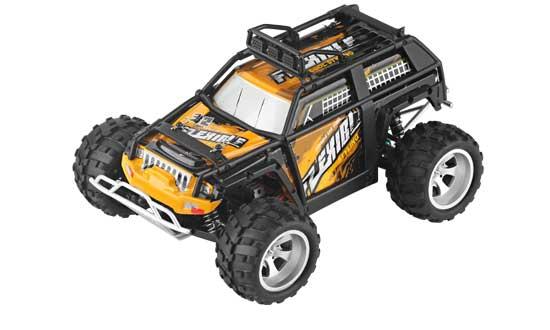MINI MHD SUV Orange 4WD 1/18