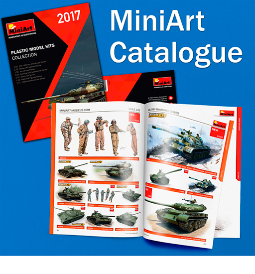Catalogue MINIART 2017