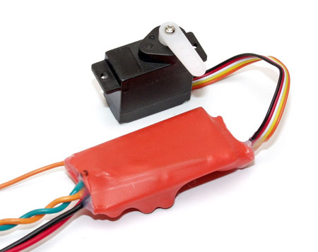 VARIATEUR/SERVO MICRO MAGIC