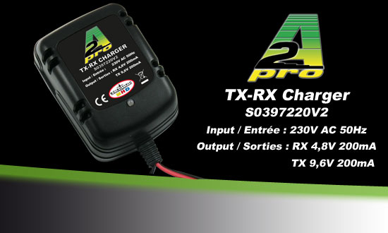 Chargeur Radio TX/RX - BEC