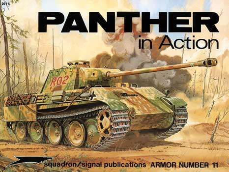 PANTHER IN ACTION