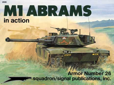 M1 ABRAMS IN ACTION