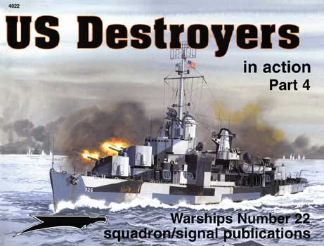 US DESTROYERS IN ACTION Part 4